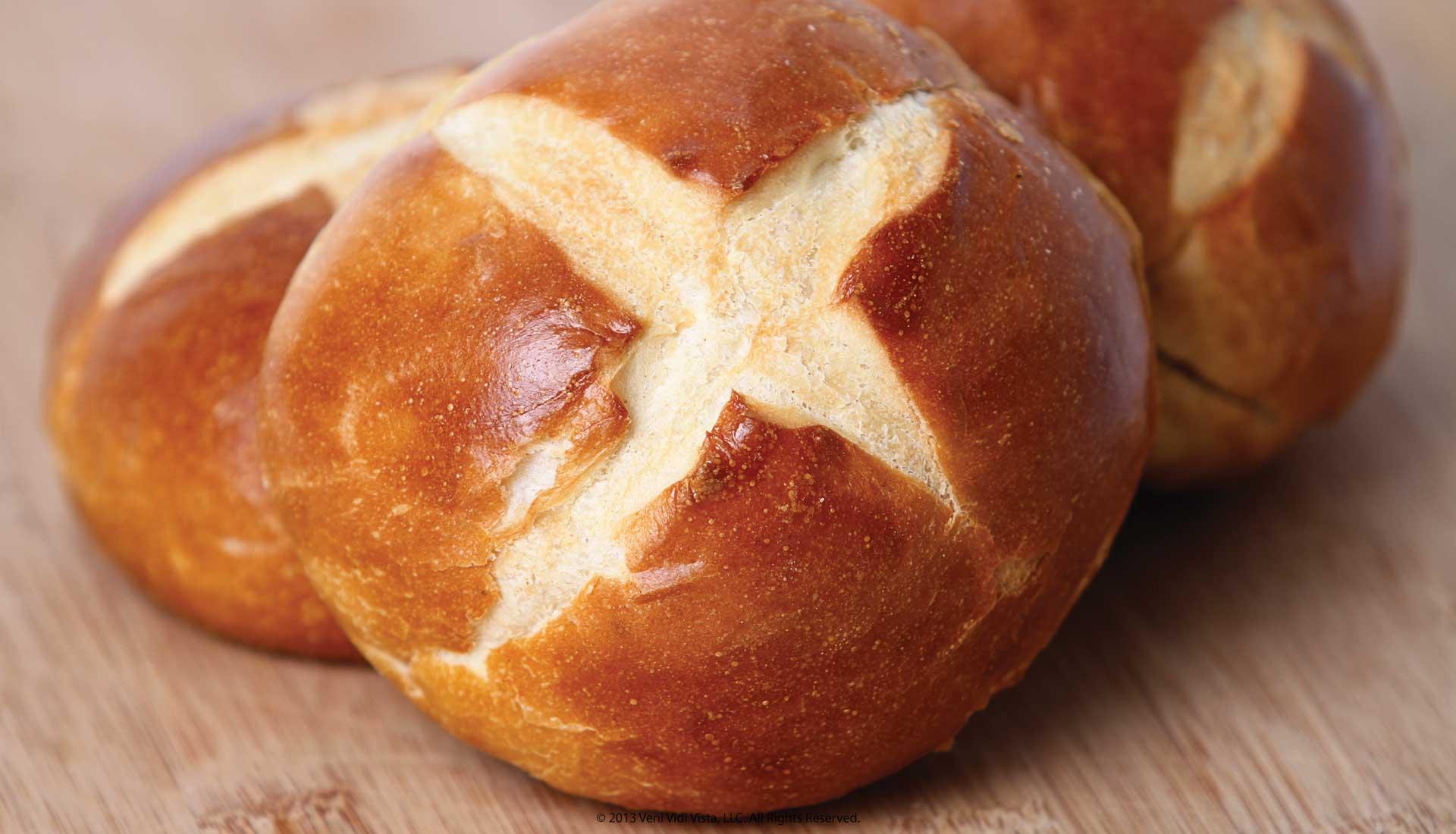 Food Bread Product Photography Pretzel Brioche