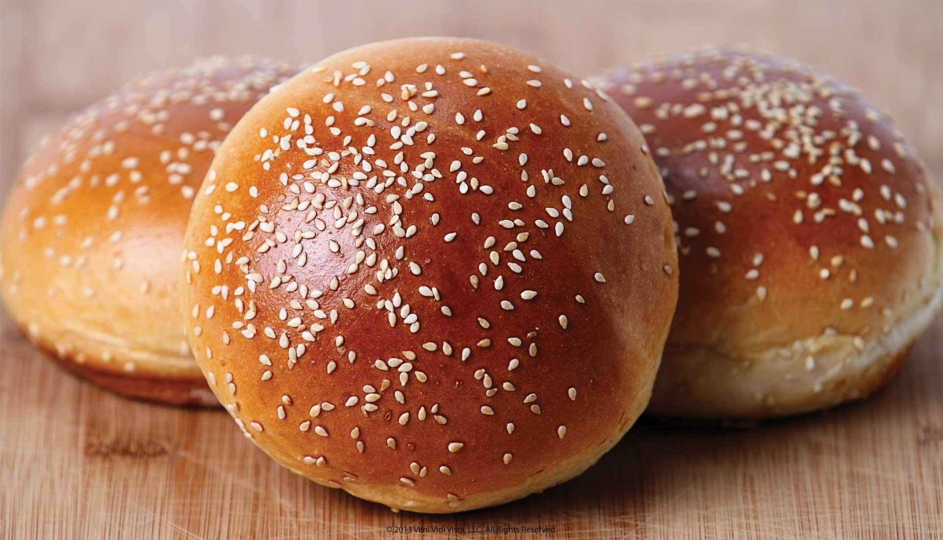 Food Bread Product Photography Sesame Brioche