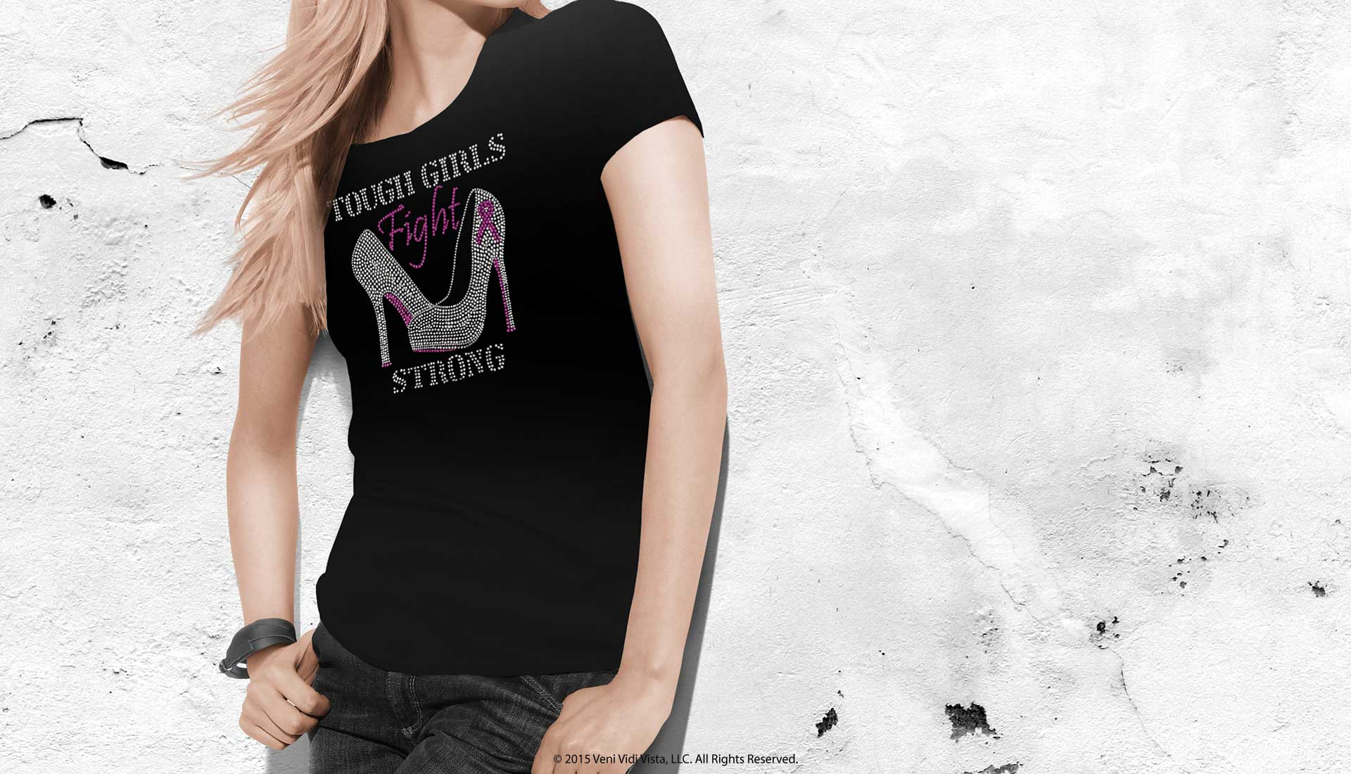 Product Photography – T-Shirt Model