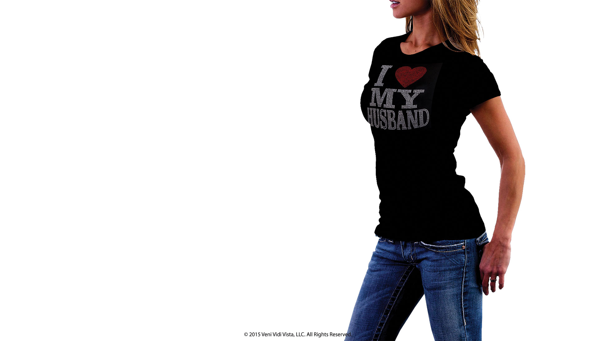 Product Photography – T-Shirt Model 2
