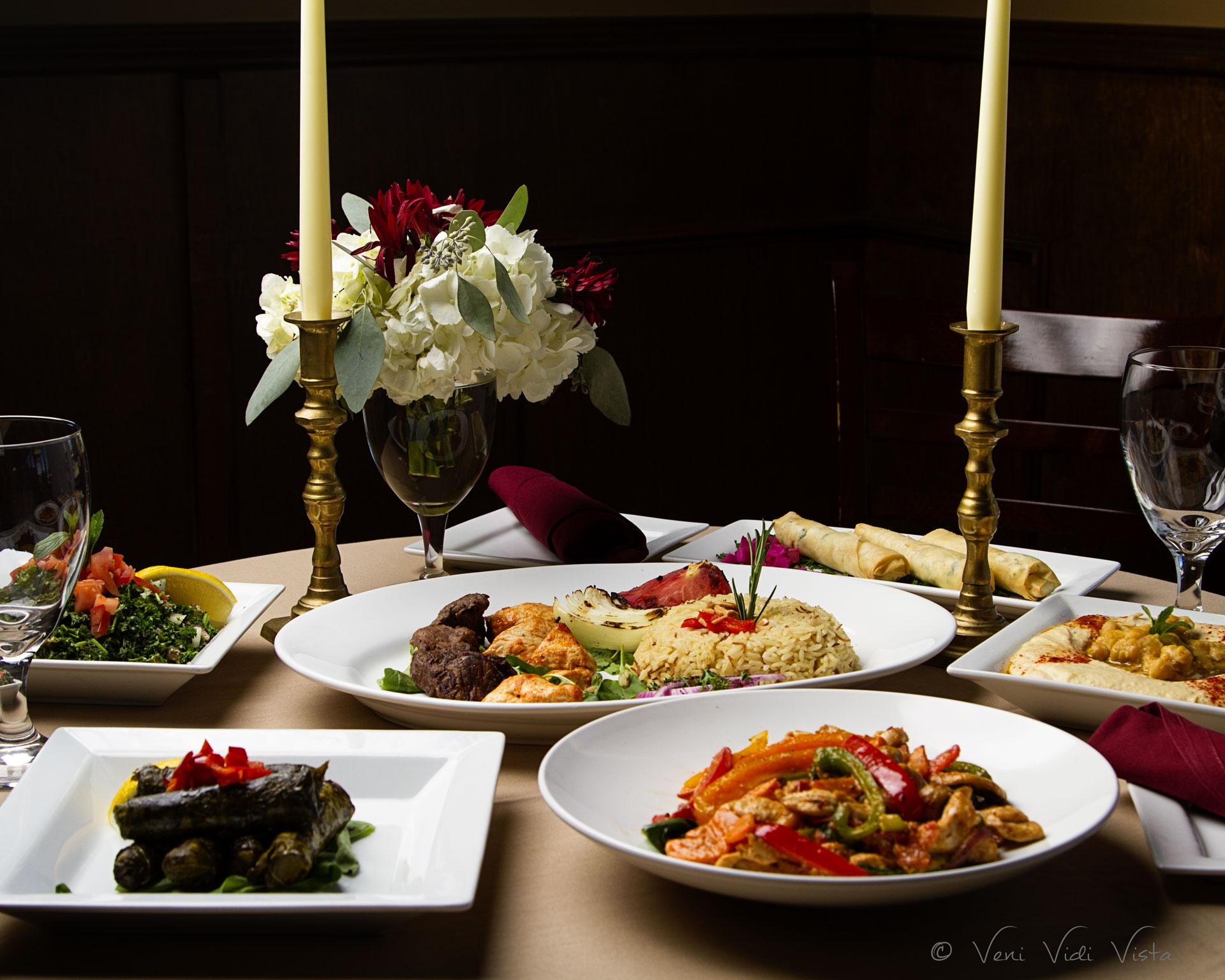 Lebanese Dinner