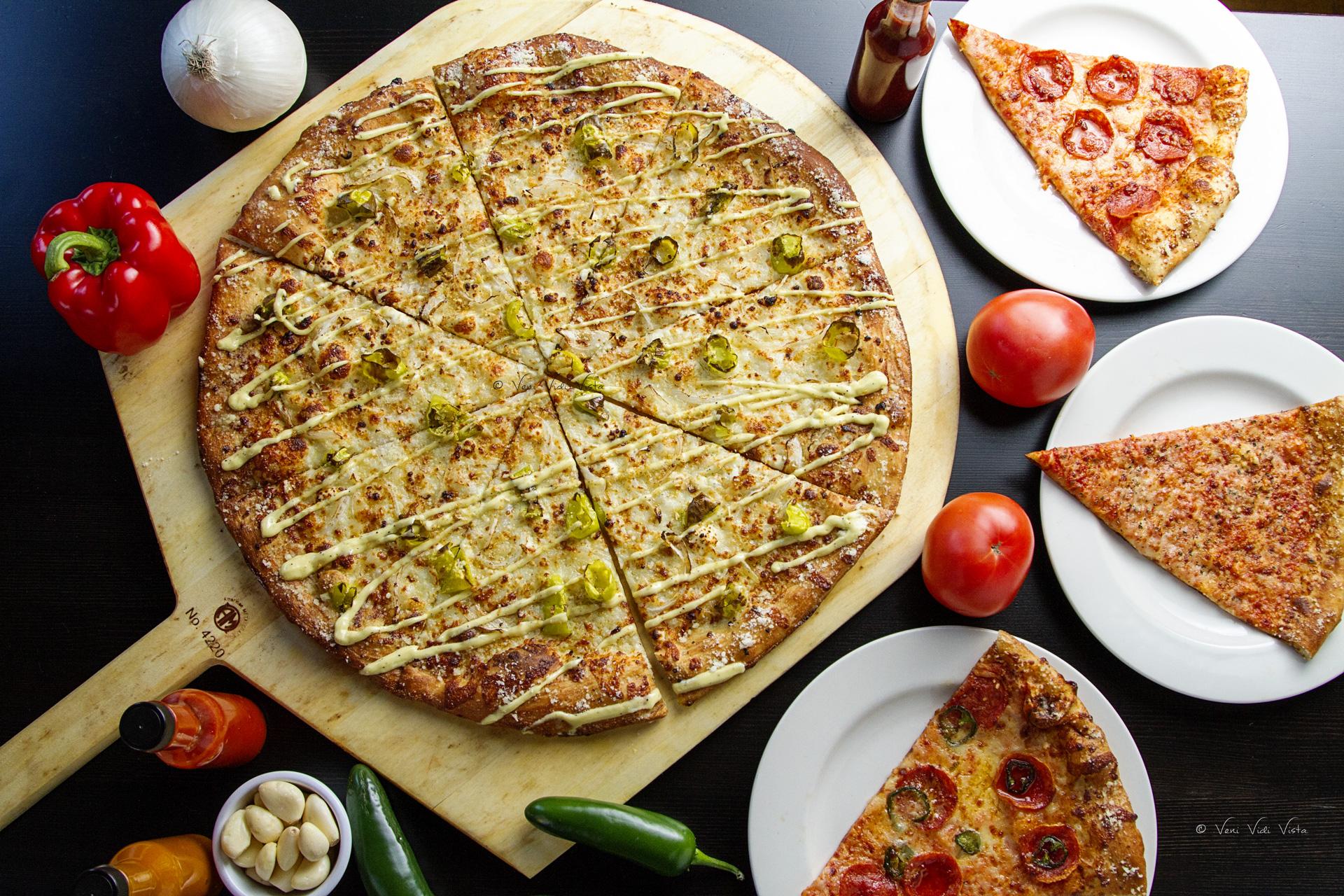Chessuz Pizza